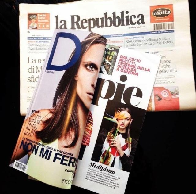 D La Repubblica